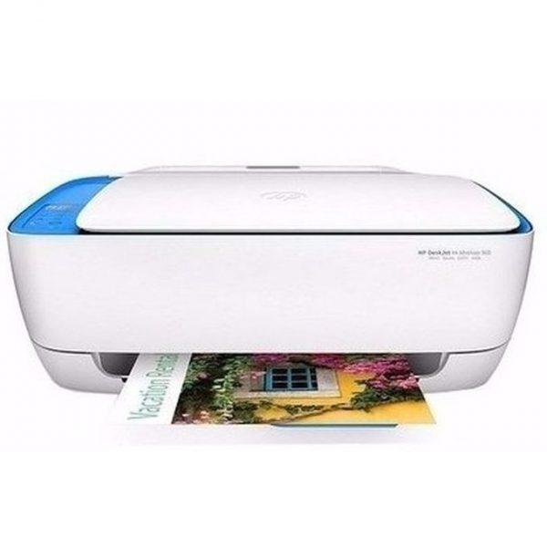 Hp 3635 DeskJet Ink Advantage All-in-One Colour Printer